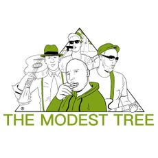 Logo Design voor muziekgroep The Modest Tree