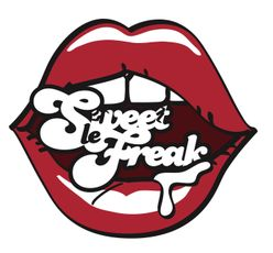 Logo Design voor DJ Sweet Le Freak (Merchandising)